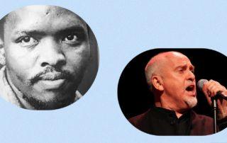 Biko e Peter Gabriel