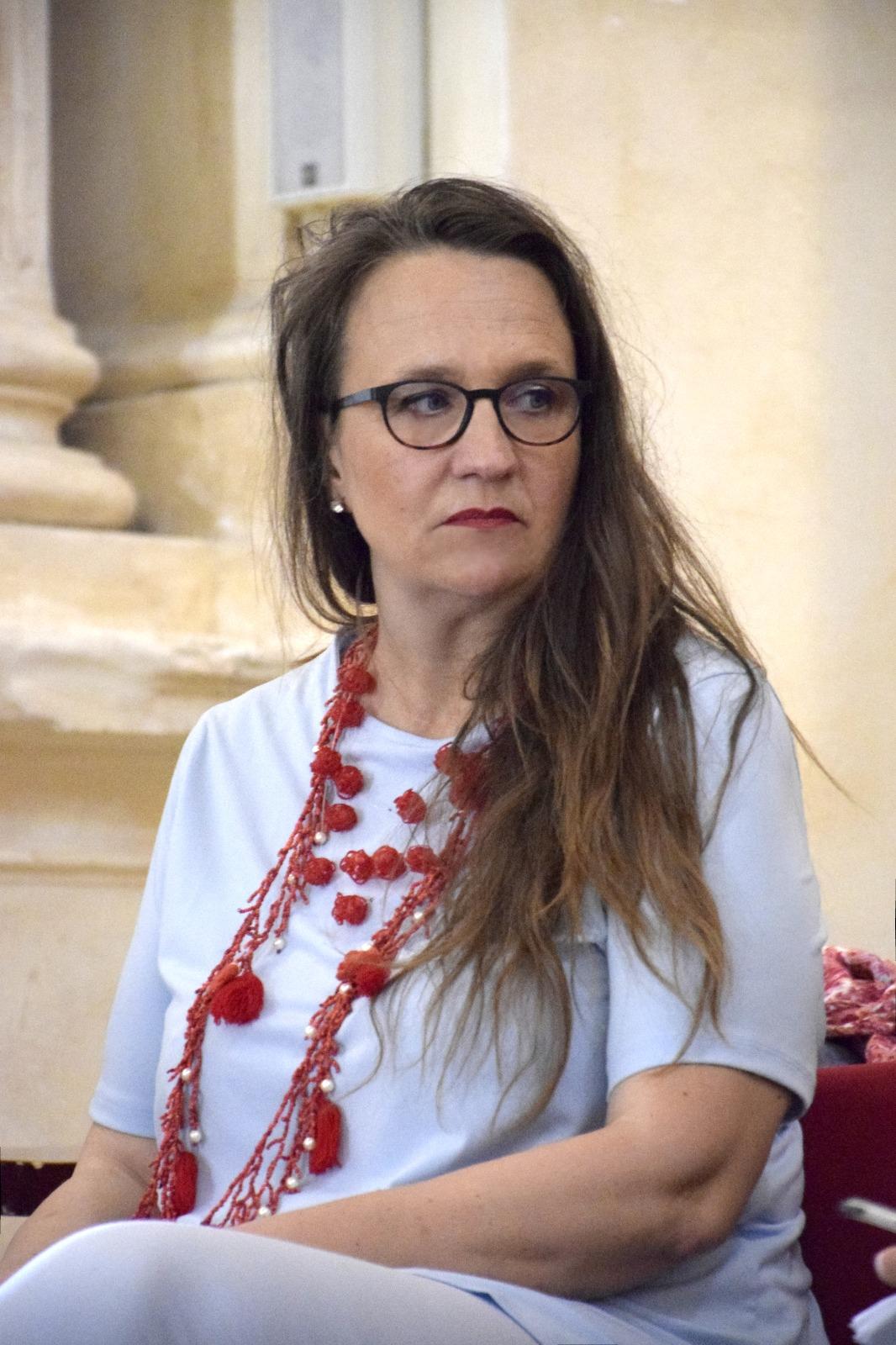 Immagine della giornalista Giada Drocker
