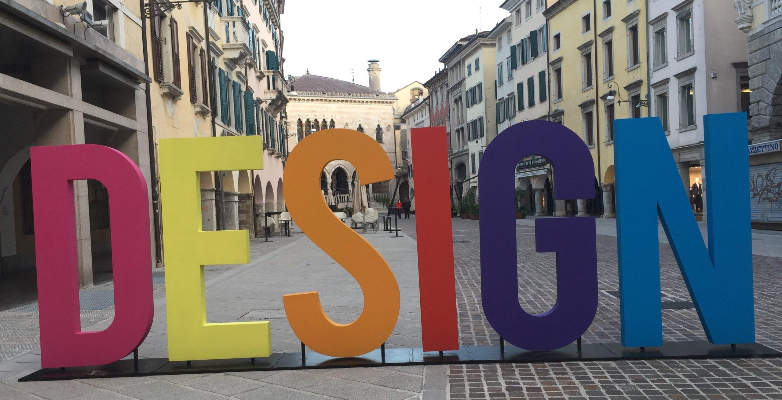 La città si colora con Udine Design Week